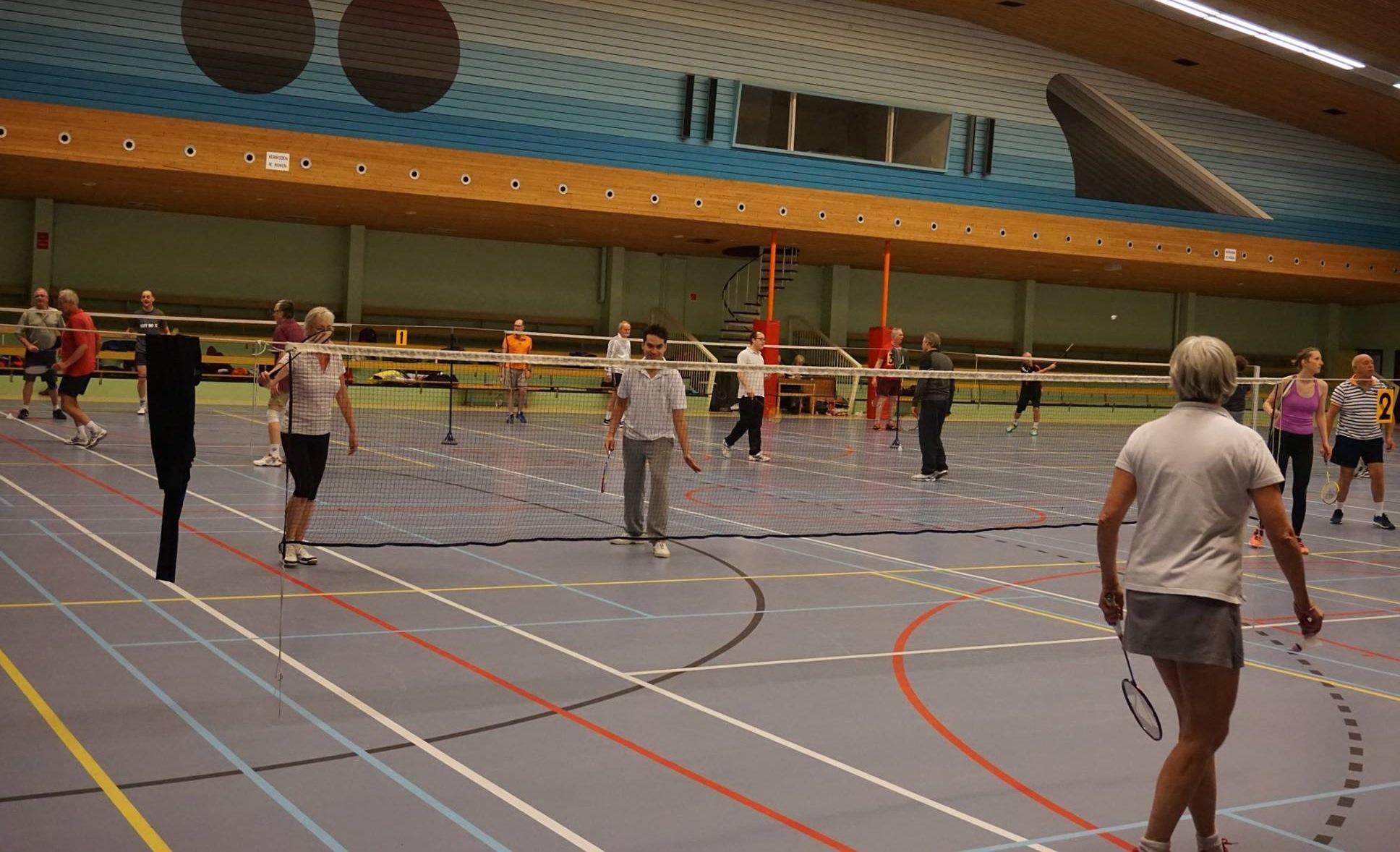 Badminton BC Zeist